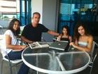 Família cearense viaja pelo mundo em barco e conhece 28 países