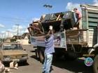 Projeto recolhe 400 toneladas de materiais  (Reprodução TV Tem)