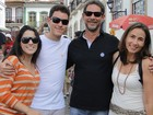 'Maravilhosa', diz baiana sobre Ouro Preto (Raquel Freitas/G1)
