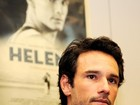 Equilibrado, Rodrigo Santoro se transforma para viver o louco &#39;Heleno&#39;