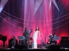 Maria Rita canta Elis Regina e emociona o público em Porto Alegre