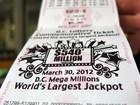 EUA sorteiam números da loteria de US$ 640 milhões