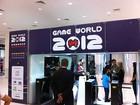 Empresas de Campinas apresentam novidades na Game World 2012