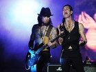 Jane&#39;s Addiction tem recepo fria no ltimo show do palco Butant