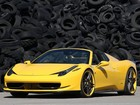 Empresa alem revela Ferrari 458 Italia Spider tunada