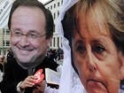  preciso tomar &#39;decises necessrias&#39;, diz Merkel a Hollande