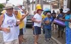 'Caminhada Alcoológica' resiste a veto (Tahiane Stochero/G1)