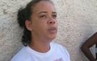 Mãe quer processar escola (Carolina Lauriano / G1)