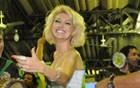 Antônia Fontenelle terá aulas de samba (Divulgação / Mocidade)