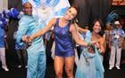 Sabrina Sato vai dançar o kuduro na Sapucaí (Diego Mendes / Divulgação)