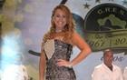 Rainha promete unir o clássico com o samba (Rodrigo Vianna / G1)