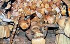 Espanhol cria presépio com 6 mil conchas  (BBC)