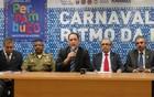 Carnaval de PE  registra queda nos homicídios (Luna Markman/G1)