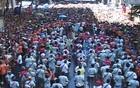 Desfile teve 500 mil foliões, estima Riotur ((Foto: Andressa Gonçalves/G1))