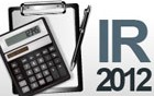 Restituição do IR começa em 15 de junho (Imposto de Renda 2012)