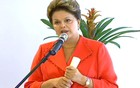 Dilma discute seca com governadores  (Reprodução Globo News)