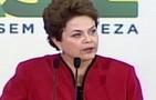 Dilma diz que pretende ir a velório  (Reprodução / TV Globo)