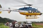 Cai números de acidentes e mortes (Divulgação / PRF)