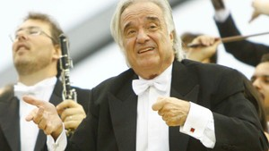 O maestro homenageado João Carlos Martins (Foto: Marcos Bezerra/Futura Press)