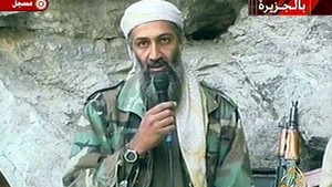 Osama bin Laden  (Foto: AP)