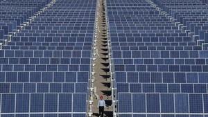 energía solar (Foto: Reuters)