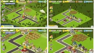 Zynga comparou imagens de seus games com os da Vostu em DVD enviado à corte federal da Califórnia (Foto: Reprodução)