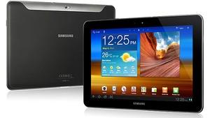 Tablet da Samsung Galaxy Tab 10.1 (Foto: Divulgação)