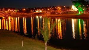 Criado em 1996, o Parque Cascavel fica na região do Macambira, no Setor Faiçalville.  (Foto: Divulgação/Amma)