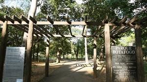 Criado em 1989, o Parque Botafogo possui área de 172.033m². (Foto: Ricardo Rafael)