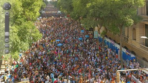 Blocos cariocas atraem mais de 5,3 milhões de foliões, diz secretário (Claudio Paschoa e Marcio Rodrigues/Mpix/G1)