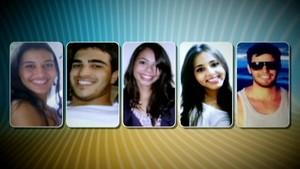 jovens desaparecidos (Foto: globo news)