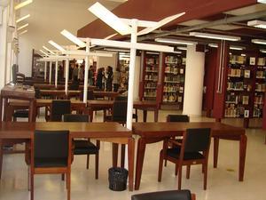 Biblioteca Circulante Mário de Andrade  (Foto: Letícia Macedo )