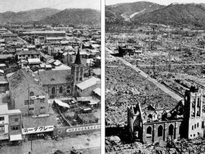 bomba atomica hiroshima (Foto: AFP)