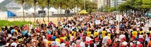 Blocos animam os foliões neste fim de semana (Raphael Braga / Divulgação Riotur)