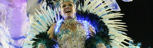 Confira a galeria de imagens das musas do carnaval de Manaus (Frank Cunha/G1 AM)