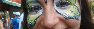 Bloco esquenta ruas de Ipanema (Tai Nalon / G1)