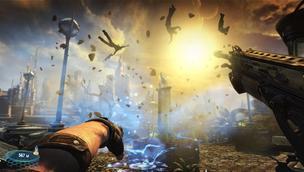 Produtora disponibiliza músicas do game 'Buletstorm' de graça Bulletstorm_screen_9