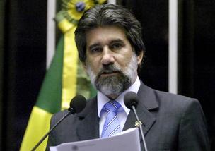 Senador Valdir Raupp (PMDB-RO) (Foto: Waldemir Barreto - Agência Senado)