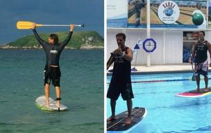 verão 2011 - stand up surfe