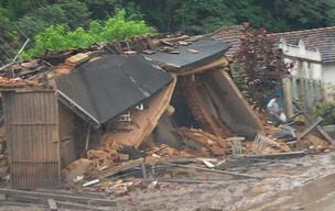 Destruição em Areal