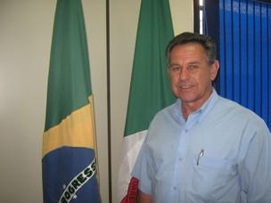 O vice-prefeito de Teixeira Soares (PR), Miguel Belinoski, era casado e tinha 5 filhos (Foto: Divulgação)
