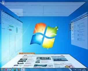 O T3Desk é um programa que permite aplicar efeito 3D nas janelas do Windows (Foto: Reprodução)
