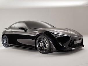 Esportivo da Toyota deve estar disponível no mercado a partir de 2012 (Foto: Divulgação/Toyota)