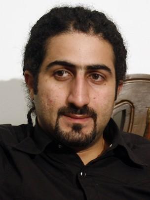 Foto de arquivo mostra Omar Bin Laden, filho do ex-líder da al-Qaeda, Osama Bin Laden, em janeiro de 2008 (Foto: Asmaa Waguih/Reuters )