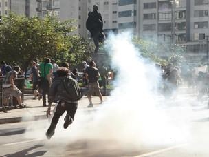 dispersa marcha maconha (Foto: Daniel Teixeira/Agência Estado)