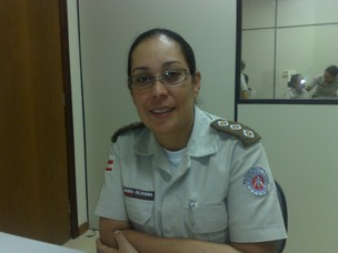 capitã maria calabar salvador (Foto: Tatiana Dourado)