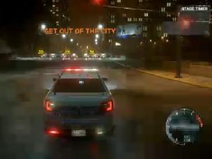 'Need for Speed: The Run' permite que jogadores corram a pé pelas ruas (Foto: Reprodução)