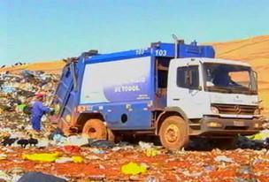Mato Grosso tem uma das piores destinações ao lixo do país.  (Foto: Arquivo / TVCA)