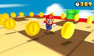 Super Mario para o 3DS  chega no final do ano (Foto: Divulgação/Nintendo)