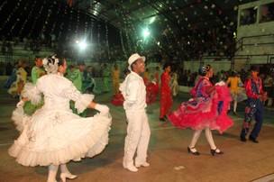 Festival Caucaia Cidade Junina (Foto: Secretaria de Cultura de Caucaia/Divulgação)